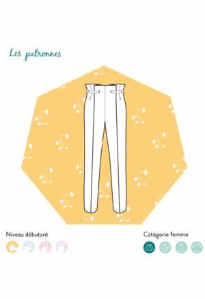 Pantalon Calder - Les Patronnes