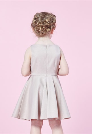 Robe Mini Demoiselle - Louis Antoinette