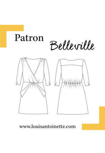 Robe Belleville - Louis Antoinette