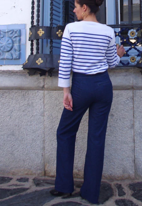 Pantalon Embrun - Dessine moi un Patron