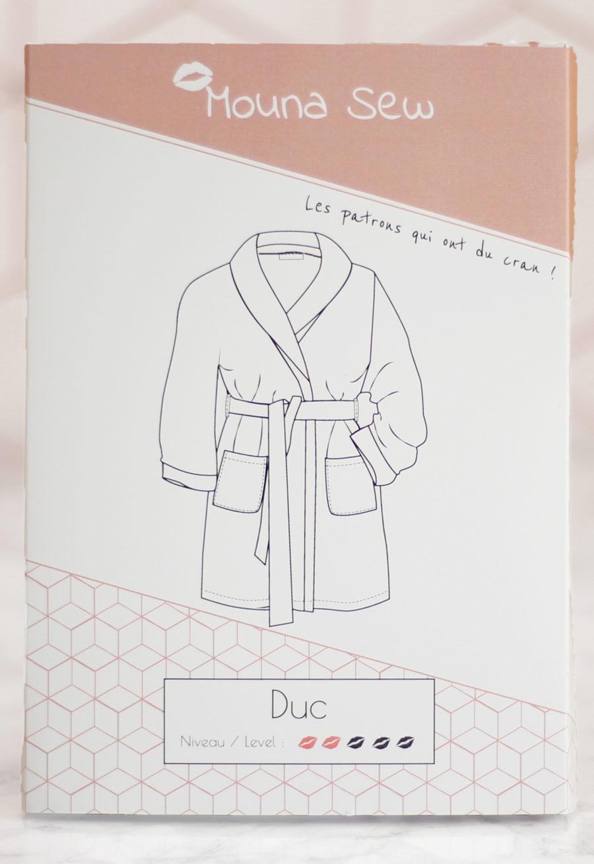 Peignoir Duc - Mouna Sew