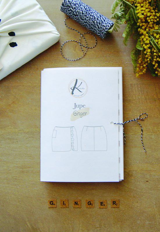 Jupe Ginger - Kit by Klo