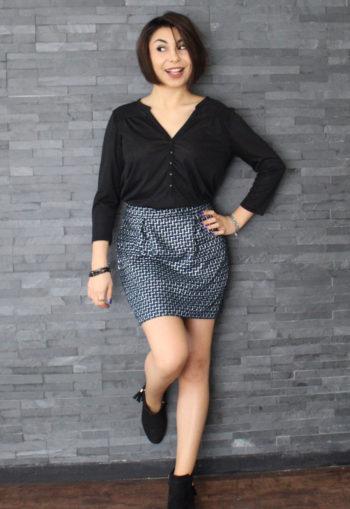 Jupe Nina - Mouna Sew