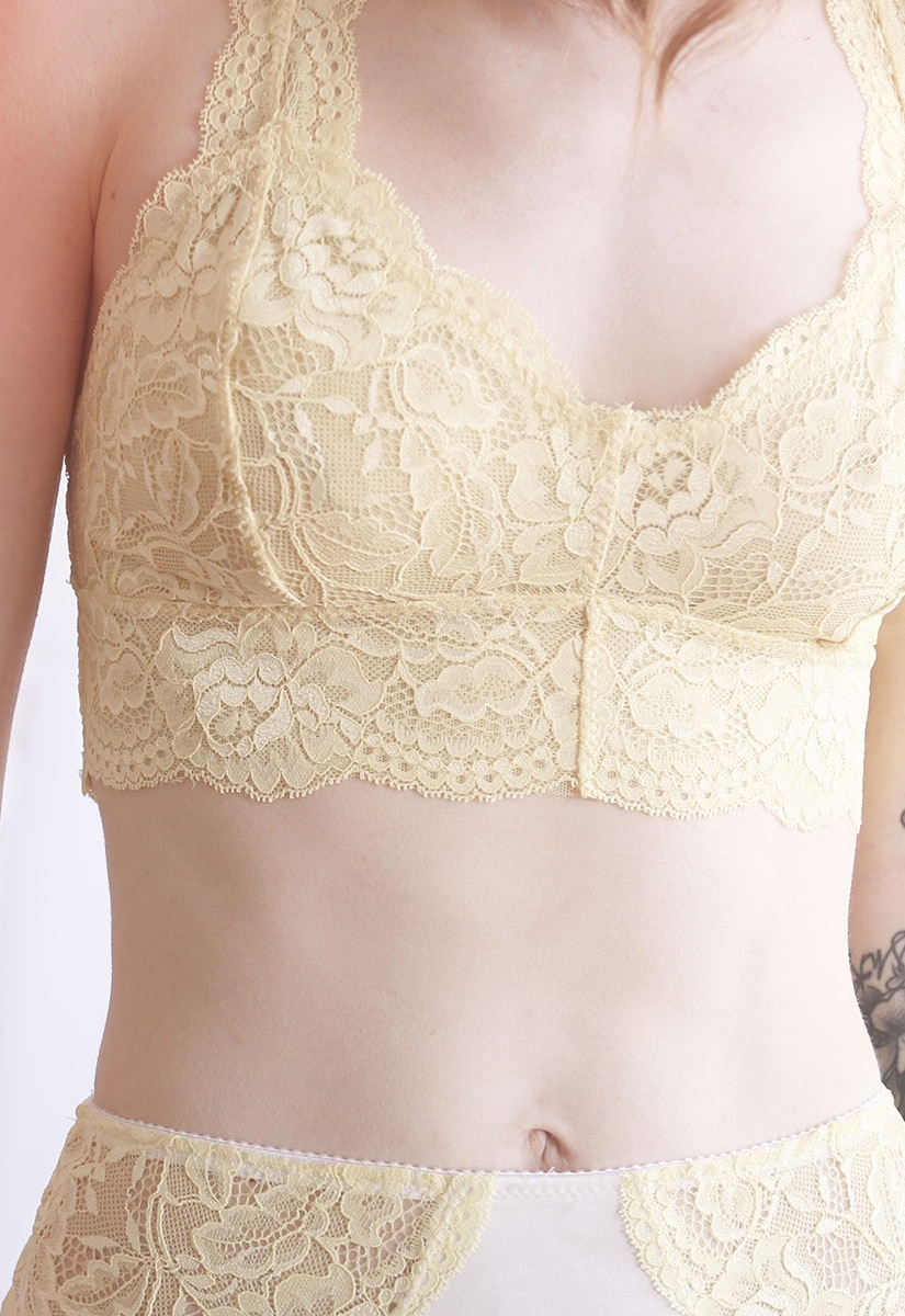 Patron de Couture Ensemble bralettes et culotte 8228   Oh My Pattern ...