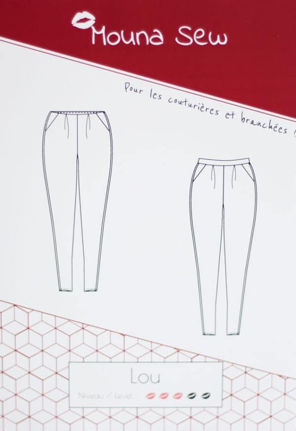 Pantalon Lou - Mouna Sew
