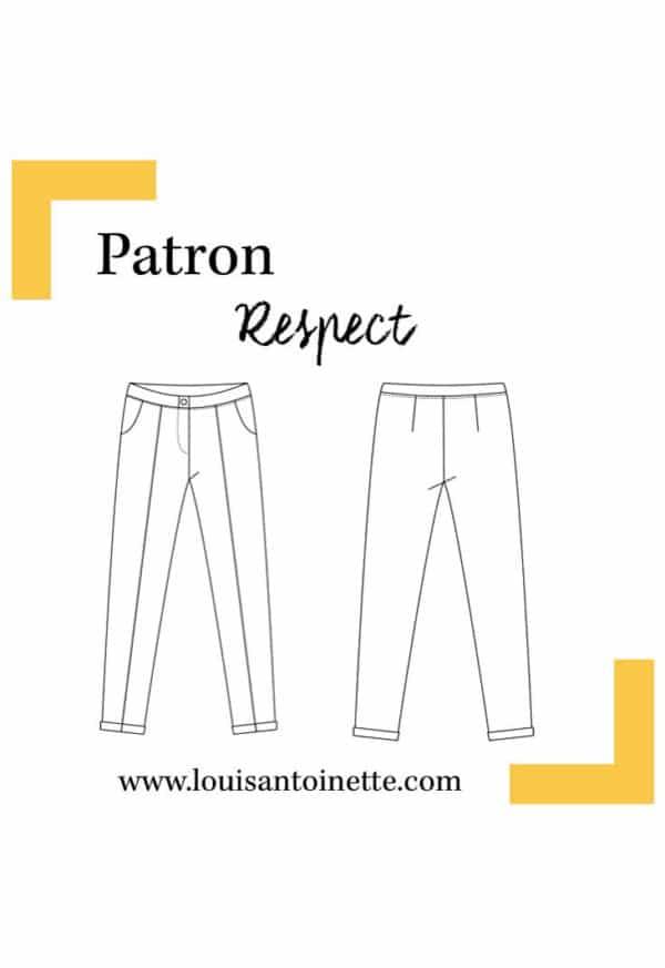 Pantalon Respect - Louis Antoinette