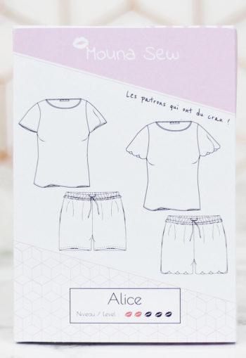 Pyjama Alice - Mouna Sew