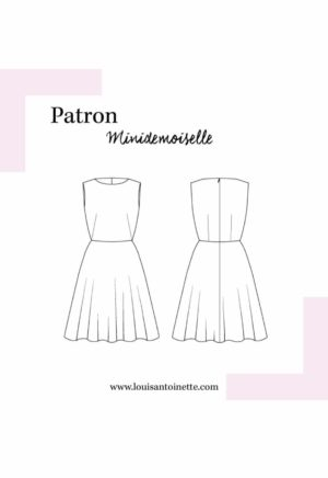Robe Mini Demoiselle - Louis Antoinette