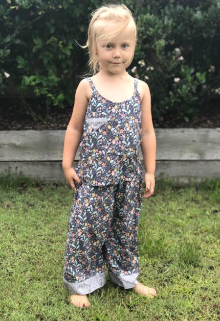 Pyjama Mini Night Garden - Sew to Grow