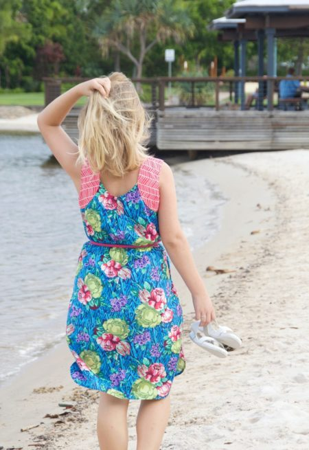 Robe Noosa - Sew to Grow