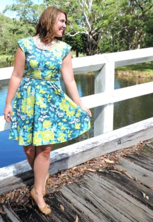 Robe Sweet Summertime - Sew to Grow