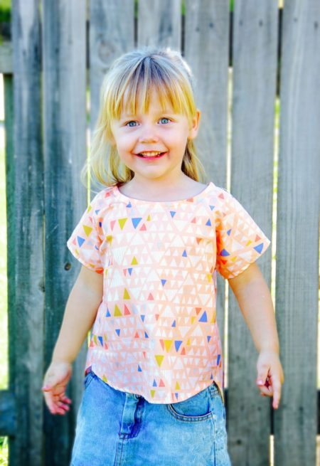 Top Mini Bondie - Sew to Grow