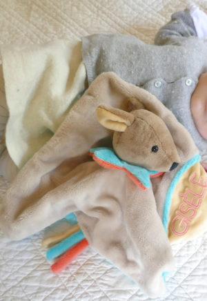 Doudou Fantine - Petits d'om