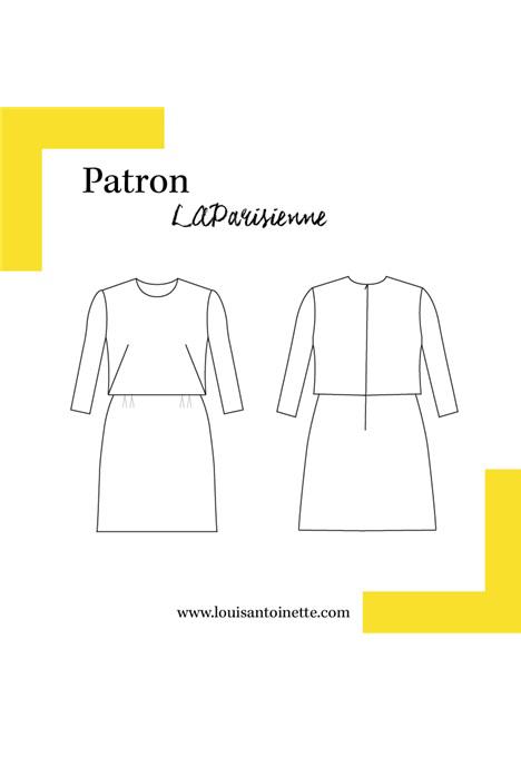 Robe LA Parisienne - Louis Antoinette