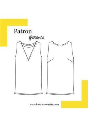 Top Garance - Louis Antoinette