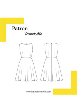 Robe Demoiselle - Louis Antoinette