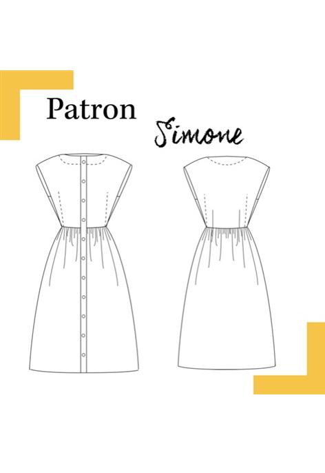 Robe Simone - Louis Antoinette