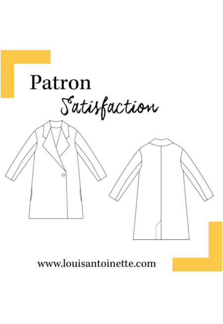 Manteau Satisfaction - Louis Antoinette