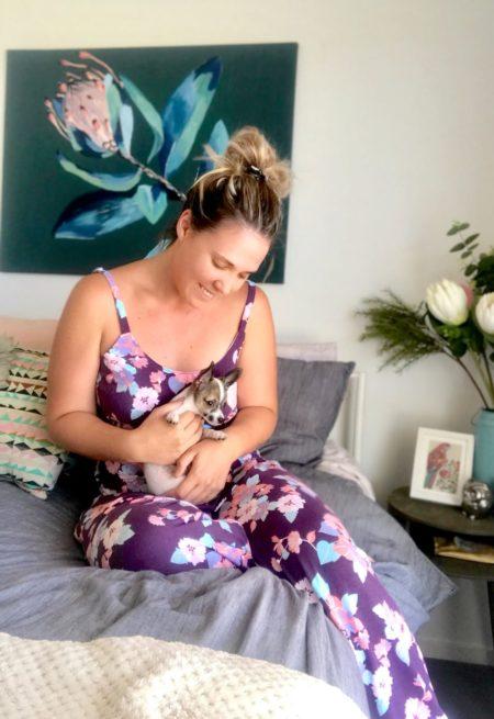 Pyjama Night Garden - Sew to Grow