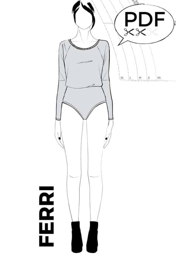 Body Ferri - Kommatia Patterns