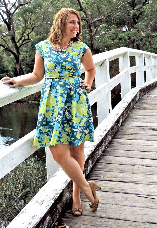 Robe Sweet Summertime - Sew to Grow