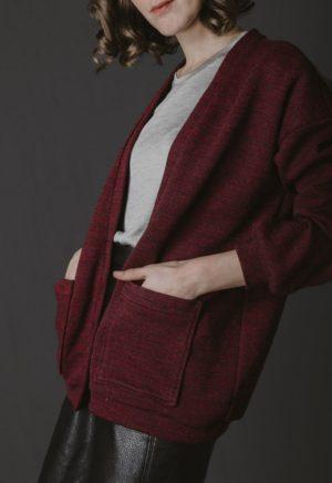Cardigan Jamie - Ready to sew