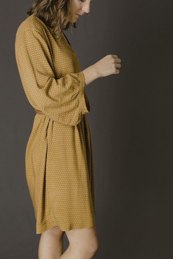 Combinaison / Robe Jazz - Ready to sew
