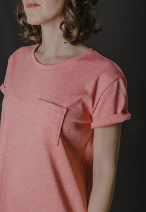 T-sfirt / Robe / Sweat Jeanne - Ready to sew