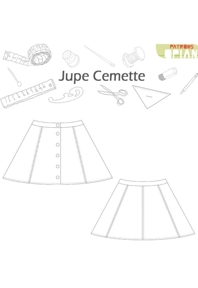 Jupe Cemette - Opian