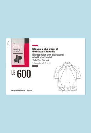 Blouse 600 - DP Studio