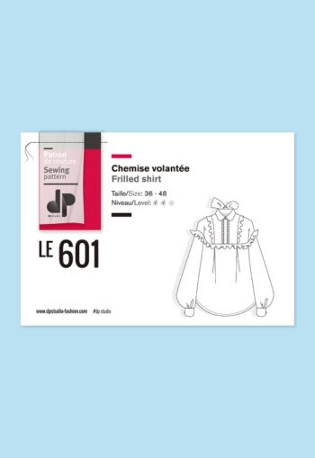 Chemise 601 - DP Studio