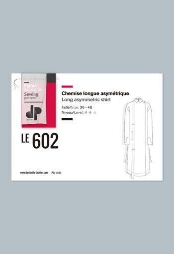 Chemise 602 - DP Studio