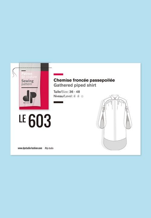 Chemise 603 - DP Studio
