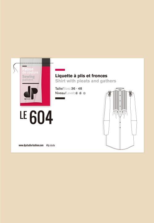 Chemise 604 - DP Studio
