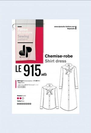 Chemise Robe 915 - DP Studio