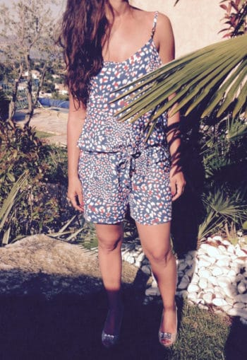 Combishort Laura - Made in me Couture