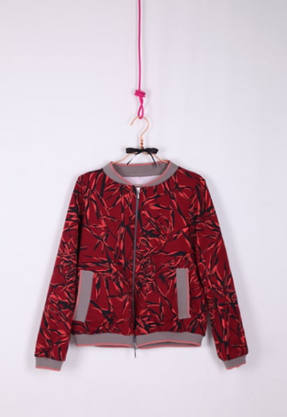 Bomber Miami - Made in me Couture