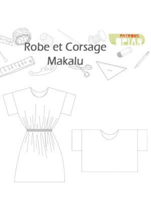 Robe et Corsage Makalu - Opian