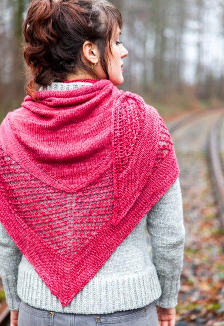 Châle Ruby On Rails - Christal LK