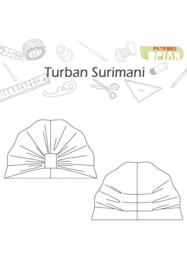 Turban Surimani - Opian