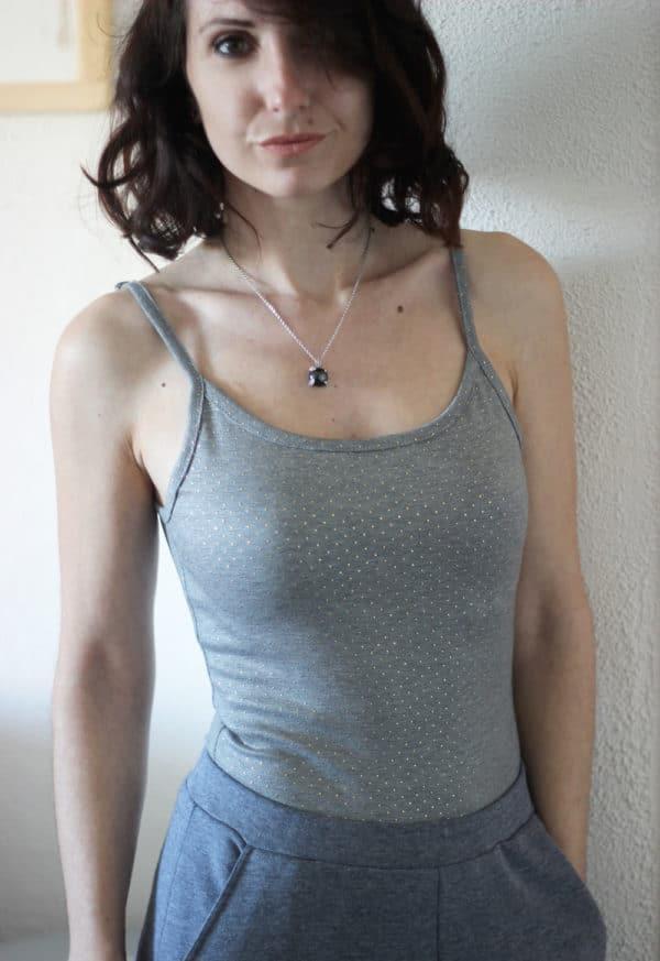 Body Claire - Kommatia Pattern