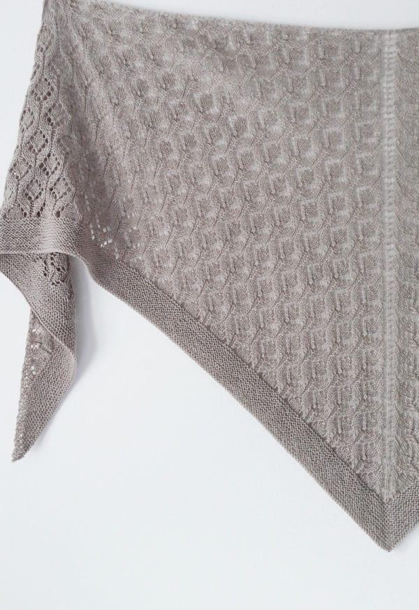 Châle Lesi shawl - L'île aux fils