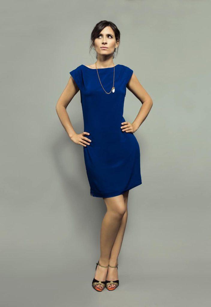Patron Couture Robe Top Lisboa