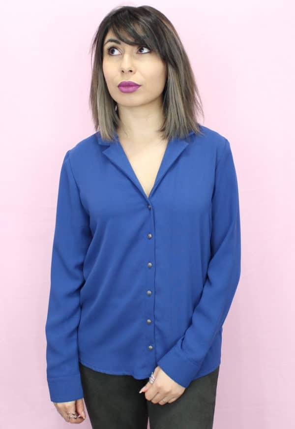 Chemisier Scarlett - Mouna Sew