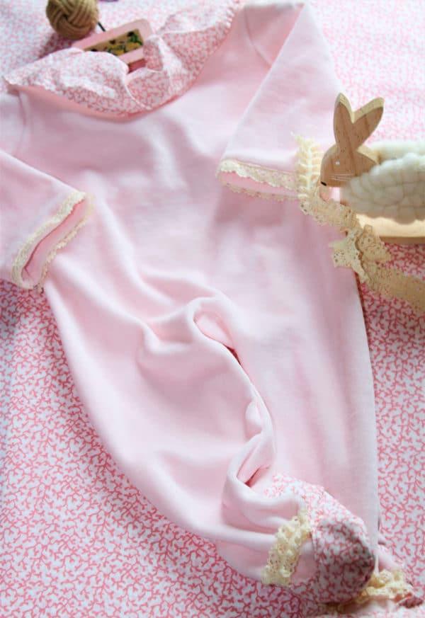 Pyjama L'agréable Eponine - Popeline & Linon