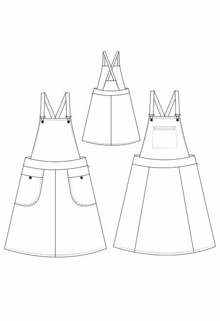 Robe Eloisa - Atelier Vicolo N°6