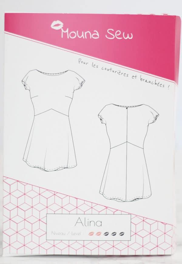 Oh My Pattern - Robe Alina - Mouna Sew