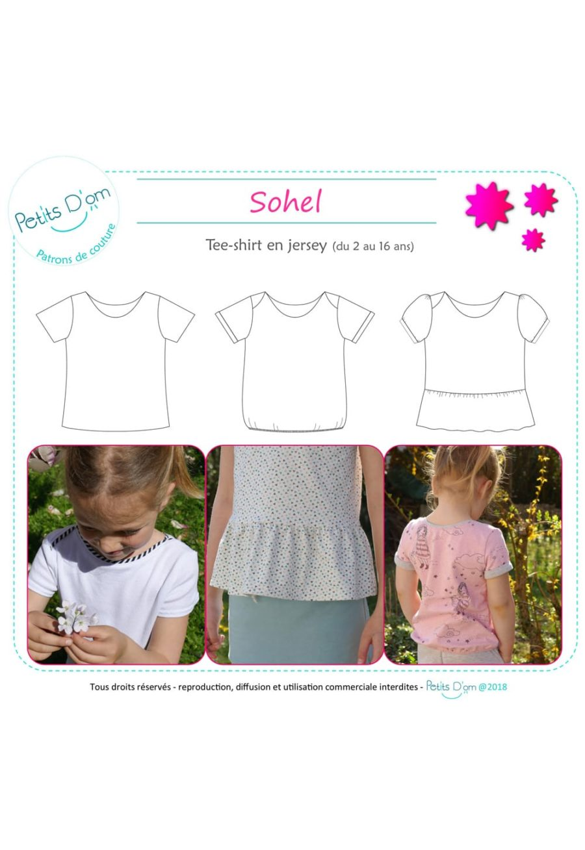 Tee-shirt Sohel - Petits d'Om