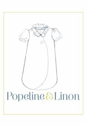 Gigoteuse L'attachante Eden - Popeline & Linon