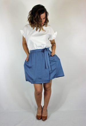 Patron Couture Jupe Leda - Atelier Vicolo N°6